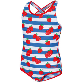 Regatta Tanvi Swimsuit Kids, fiery red strawberry